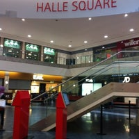 Photo taken at Manchester Arndale by Hernan G. on 8/4/2012