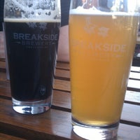 Photo taken at Breakside Brewery by Mike T. on 8/26/2012