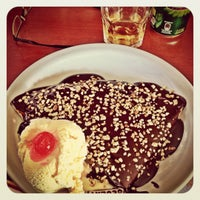 Photo taken at Crepe au Chocolat by Alex C. on 7/12/2012