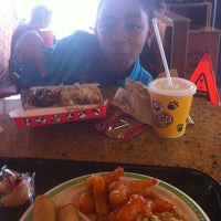 Photo taken at Panda Express by Y M. on 6/5/2012