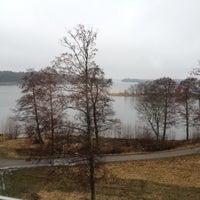 Photo taken at Hotelli Aquarius by Petri K. on 4/14/2012