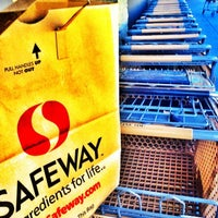Photo taken at Safeway by David G. on 7/25/2012