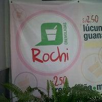 Photo taken at Cremoladas Rochi by Boris D. on 2/4/2012