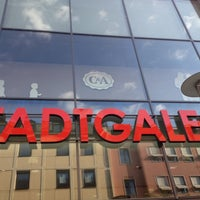 Das Foto wurde bei Stadtgalerie von austrianpsycho am 9/6/2012 aufgenommen