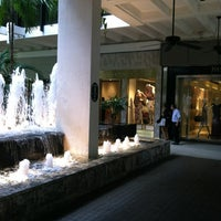 Photo taken at Bal Harbour Shops by bill r. on 3/6/2012