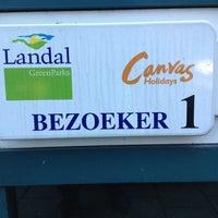 Photo taken at Landal GreenParks Hoofdkantoor by Marco D. on 7/26/2012