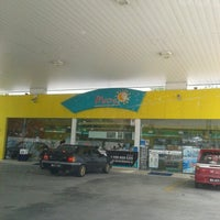 Photo taken at PETRONAS Station by Remy A. on 6/18/2012