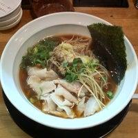 Photo taken at 拉麺劇情 by wataru k. on 3/12/2012