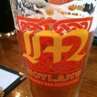 Photo taken at Moylan's Brewery & Restaurant by Galen H. on 3/17/2012