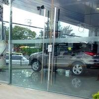 Photo taken at Hyundai by Adrian G. on 5/11/2012