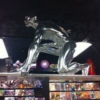 Photo prise au Austin Books & Comics par Andre' H. le2/26/2012