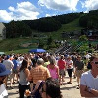 Photo taken at Sugarbush Resort - Lincoln Peak by m j. on 6/16/2012
