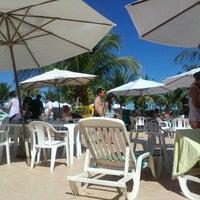 Photo taken at Nautico Praia Clube by Giselle C. on 7/1/2012