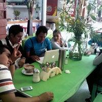 Photo taken at Mercado La Merced by Varo M. on 4/20/2012
