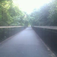 Photo taken at Memphis Greenline Bike Trail by Adam D. on 8/7/2012