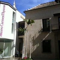 Photo taken at Museo Carmen Thyssen Málaga by Joaquin A. on 4/21/2012