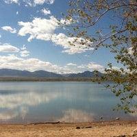 Photo taken at standley lake by Lisa C. on 4/21/2012