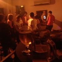 Photo taken at Bar Sahne by Demet Ş. on 7/13/2012