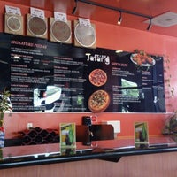Photo taken at Jafang Pizza by Ken Y. on 6/7/2012