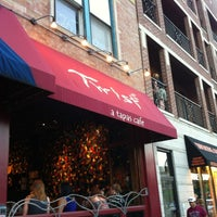 Photo taken at Twist A Tapas Cafe by Danielle G. on 5/20/2012
