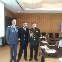 Photo taken at National Defense University by Aminuddin A. on 9/4/2012