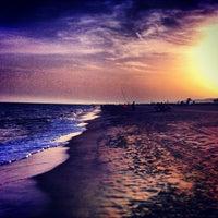 Photo taken at Prat Beach by Rabasz ✪. on 8/23/2012
