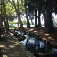 Photo taken at Serra Park by Amber W. on 7/22/2012
