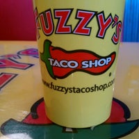 Photo taken at Fuzzy's Taco Shop by Tina Beth P. on 7/22/2012
