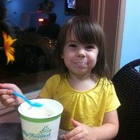 Photo taken at Simply Twisted Frozen Yogurt by Pamela on 9/8/2012