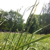Photo taken at Spielplatz Alsterwiesen by Kixka N. on 5/27/2012