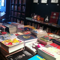 Photo taken at Bergen Street Comics by Jolly F. on 9/3/2012