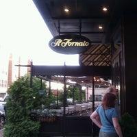 Photo taken at Il Fornaio Reston by Raquelle B. on 7/16/2012
