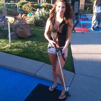 Photo taken at Golfland SunSplash by Russell D. on 7/1/2012