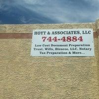 Photo taken at Hoyt & Associates, LLC by Martin G. on 8/31/2012