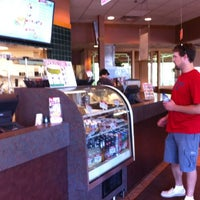 Photo taken at Davanni's Pizza and Hot Hoagies by Charles M. on 8/29/2012