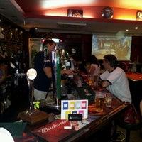 Photo taken at Cork's Irish Pub by John L. on 7/1/2012