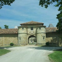 Photo taken at Chateau d'Issan by Amelie N. on 7/3/2012