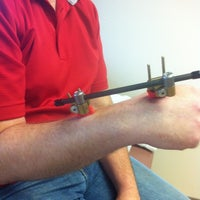 Photo taken at Advanced Orthopaedic Specialists by Dru R. on 5/11/2012