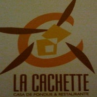 Photo taken at La Cachette by Fernandoo L. on 4/14/2012