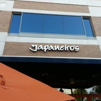 Photo taken at Japaneiro's Sushi Bistro & Latin Grill by Douglas R. on 8/16/2012