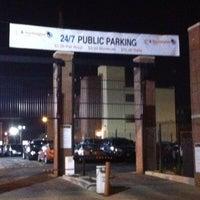 Photo taken at 13th & Washington Public Parking by @TweetLaVerdad J. on 5/19/2012