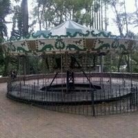 Photo taken at Parque De La Independencia by Felipe V. on 3/14/2012