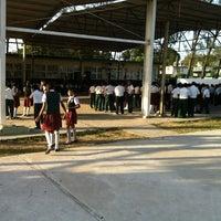 Photo taken at Escuela Primaria Lazaro Cardenas by Felix C. on 6/11/2012