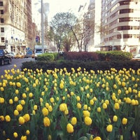 Photo taken at Madison Ave by Lizzie B. on 4/2/2012