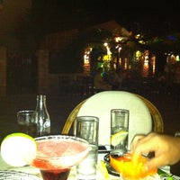 Photo taken at Avli Bar Sivota by Maria T. on 6/23/2012