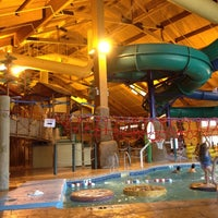 Photo taken at Tundra Lodge Waterpark by Rob G. on 5/20/2012