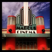 Photo taken at Marcus Point Cinema by Kevin M. on 5/12/2012