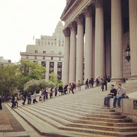 Photo taken at New York Supreme Court by Michael T. on 5/7/2012