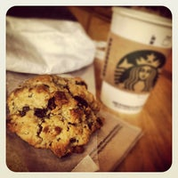 Photo taken at Starbucks by Alexis T. on 6/11/2012