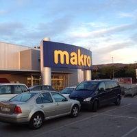 Photo taken at Makro Murcia by Carlos S. on 5/7/2012
